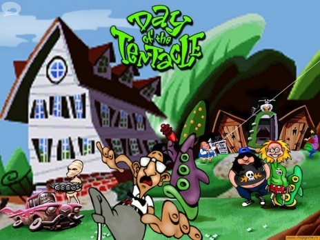 Day of the Tentacle revamp