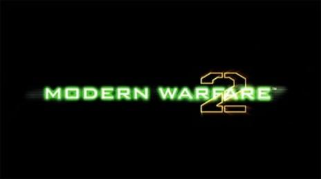 Modern Warfare 2, Anyone?