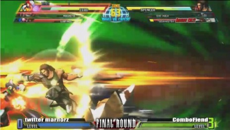 Marvel Vs Capcom 3 Spencer Bionic Arm Collab