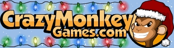 """Now an official """"Crazy Monkey Games"""" user"""