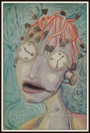 """Time man"" New majestic art is up!"