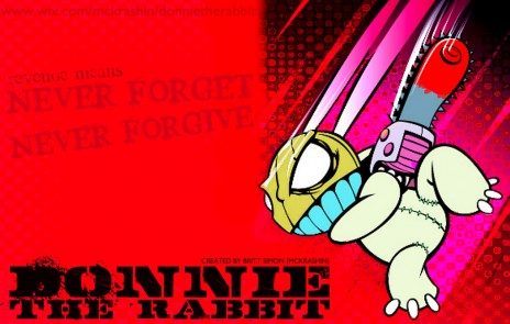 DONNIE THE RABBIT GAME