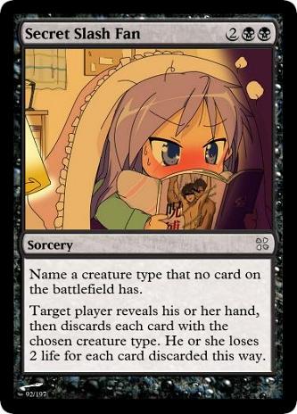 Generation 2 MtG cards, part 2