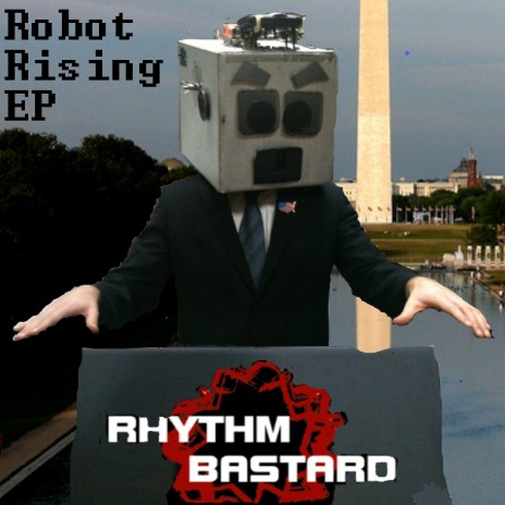 Robot Rising EP Coming Soon!