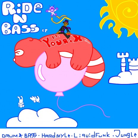 """Ride N Bass """"A FREE DOWNLOAD"""""""