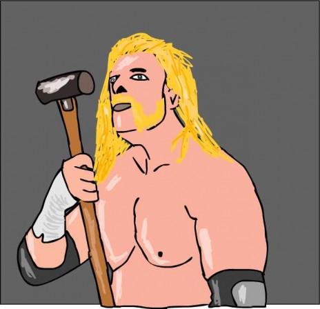 WWE Art Gallery