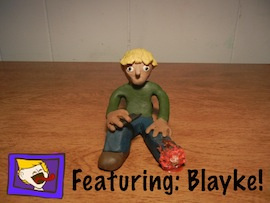 """""""Present Dog"""" New Claymation in the Works..."""