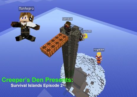 Minecraft Series: Creeper's Den