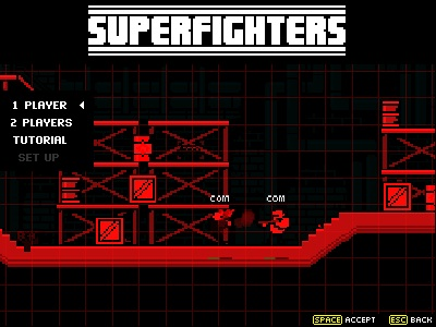 Superfighters update