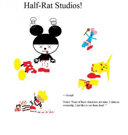 Half-Rat Studios