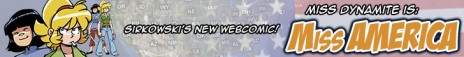 Miss AMERICA *new webcomic*