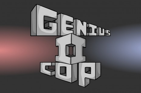 Genius Cop II, featuring RicePirate!