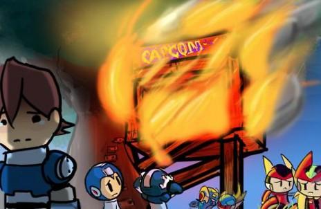 Rest in peace, Mega Man Volnutt.