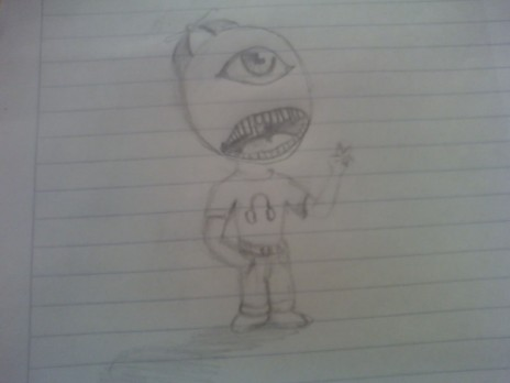 My first Draw!