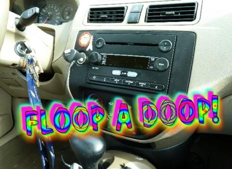Floop a doop!