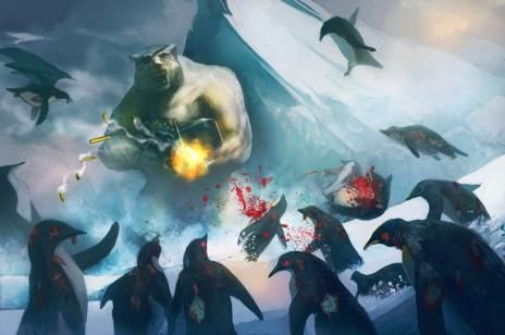 Epic Polar Bear
