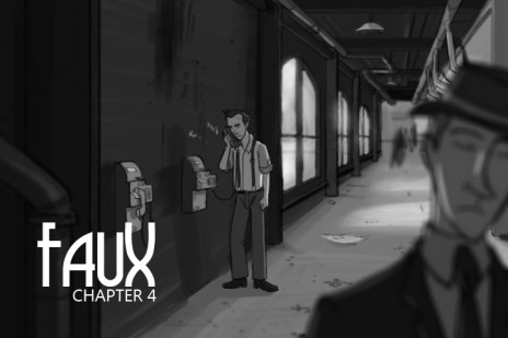 FAUX: Chapter 4 ONLINE!
