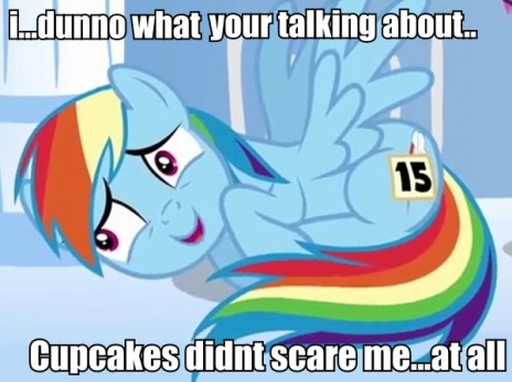 Cupcakes Fanfic