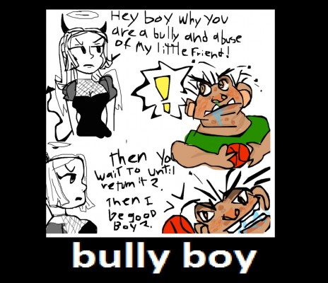 people think of the kids bullies?