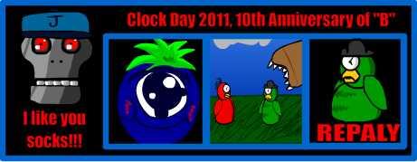 ClockDay 2011