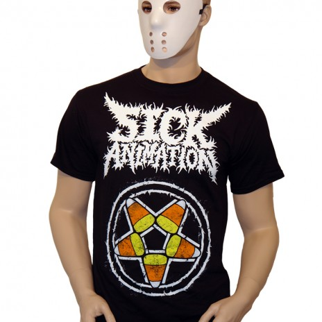 Sick Animation Halloween Shirt