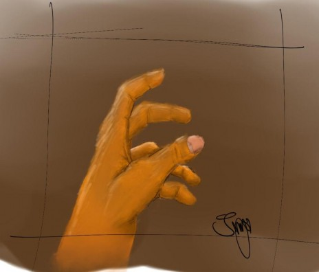 Hand?