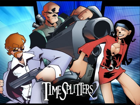 Good times with TimeSplitters 2
