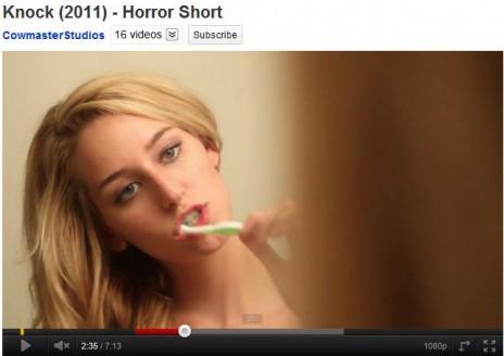Brand new Horror Film.... Knock