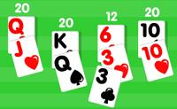 A simple game of Blackjack