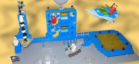 Want a real Lego set designed by Dave?