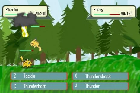 Pokemon Flash Version