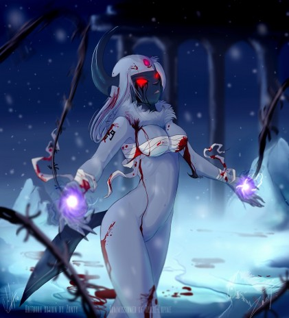 bloody absol