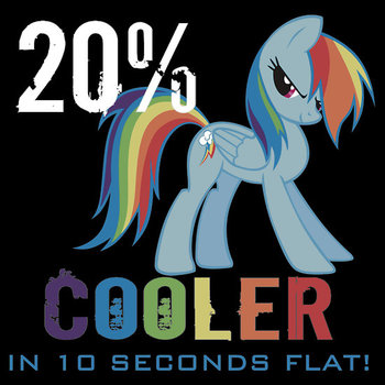 its better with a pony on it