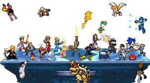 Super Smash Flash 2 v0 8 - by KameHame500