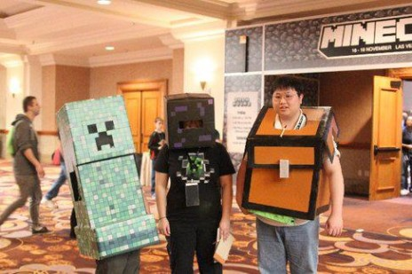 I went to Minecon and all I released was this lousy trailer