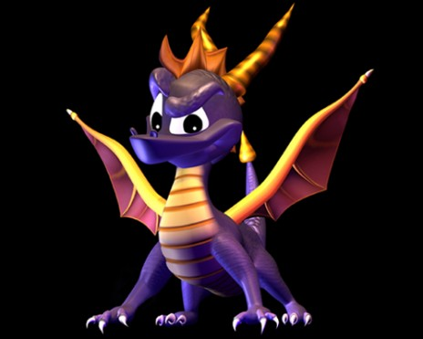 Yay, Spyro is on his way