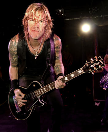 Duff McKagan...
