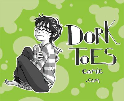 Hi guys! I have a webcomic!