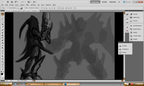 Okay..So I'm making my first flash animation for newgrounds