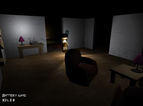 Survival Horror Game development!