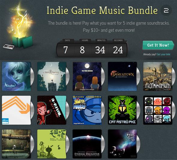 GameMusicBundle Giveaway.