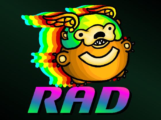 Rad Bear Rude Rocket