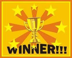 I Won a Random Contest!!  I Feel Special!
