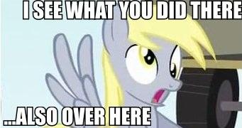 What if...Ponies had lyrics?
