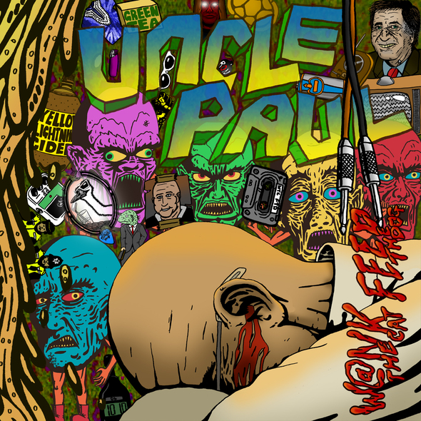 Uncle Paul EP release