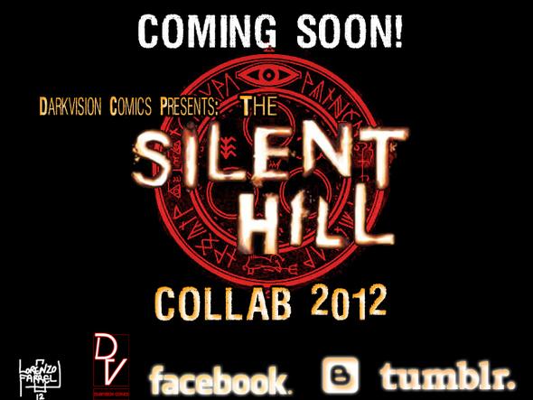 Darkvision Comics: Myself -Silent Hill collab