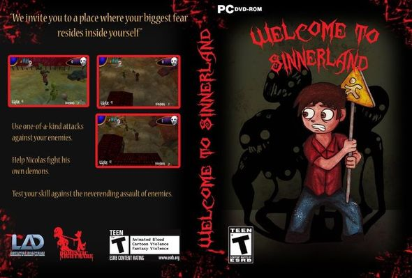 Welcome To SinnerLand