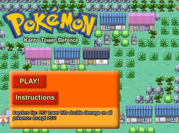 "New ""Pokemon Defense: Kanto"" is published!!!"