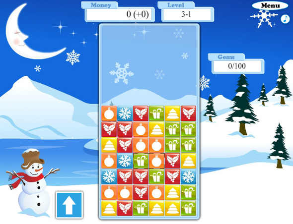 New game: Jewels Puzzle