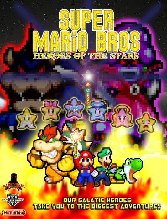 SMB: Heroes of the Stars